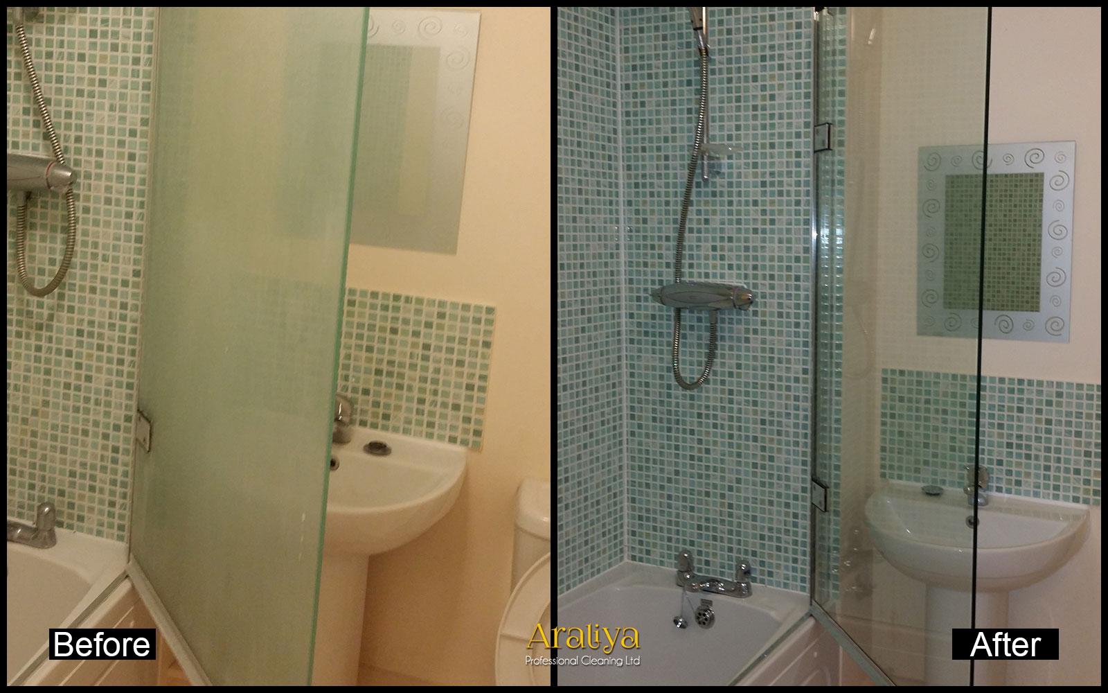 Araliya Professional Cleaning Ltd In Basingstoke - Professional bathroom cleaning